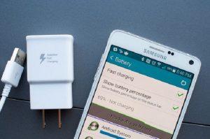 Cara Mengatasi Fast Charging Samsung Tidak Berfungsi